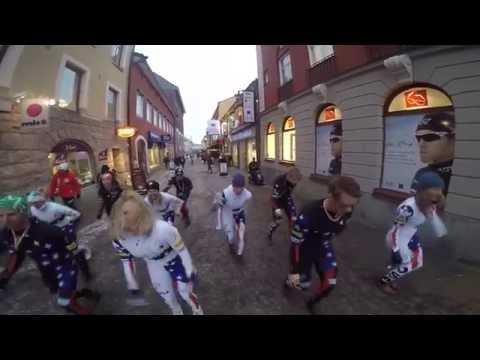 Uptown Funk-US Ski Team Style