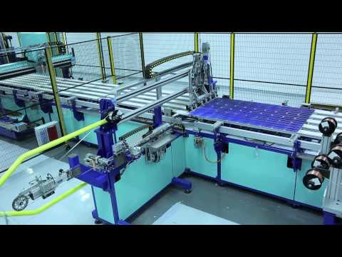 NICE TECHNOLOGY - MODULE PRODUCTION LINE