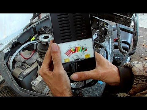 Monster Battery Test and External Battery Installation