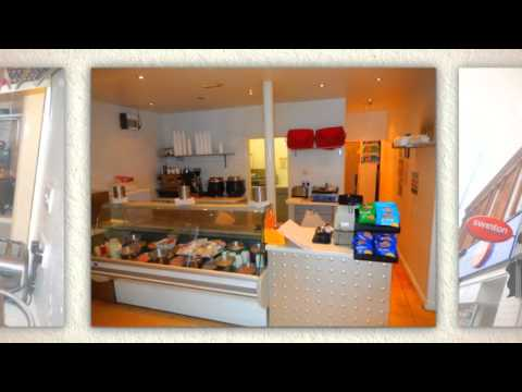 REF CREME1: Cafe for Sale Motherwell Glasgow 480p