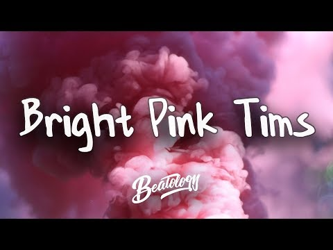 blackbear - bright pink tims ft. Cam'ron (Lyrics/Lyric Video)