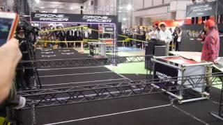 京商「Drone Racer」がミニレースを繰り広げる様子 thumbnail