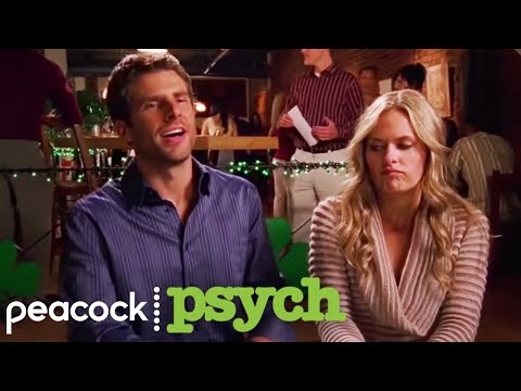 Best Of Shawn And Jules (Season 1) | Psych