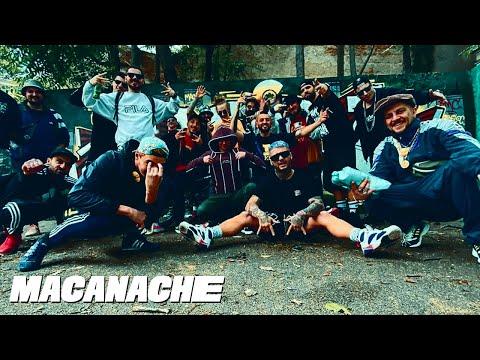 Macanache - Prietenii (RIPP REMIX)