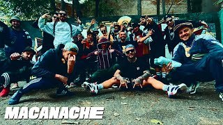MACANACHE - PRIETENII(RIPP REMIX)(ORIGINAL VIDEO)