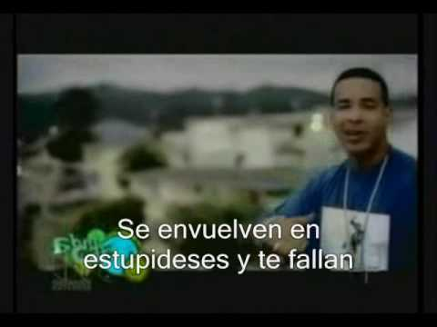Somos de Calle - Daddy Yankee(Instrumental y Karaoke)