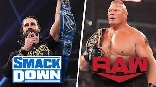 WWE RAW Preview - Should The Champions Switch Shows?