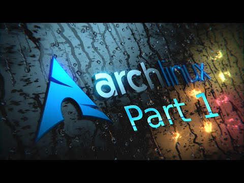 installing arch linux part1 arch linux beginners guide youtube rh youtube com archlinux install guide beginners arch beginner installation guide