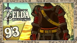 THE LEGEND OF ZELDA BREATH OF THE WILD Part 93: Angenehme Kühlung dank Anti-Feuer-Rüstung