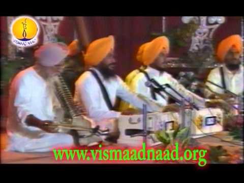 Bhai Iqbal SIngh Avtar Singh : Raag Dhanasree - Adutti Gurmat Sangeet Samellan 1991