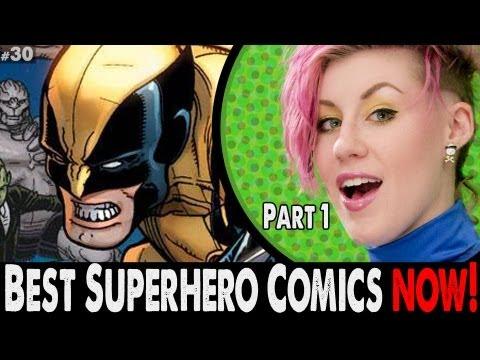 Guide to Best Superhero Comics: Part1: The X-Men Comics. (Part 1 of 3).