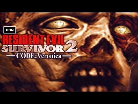 Resident Evil: Survivor 2 Code Veronica HD 1080p Walkthrough Longplay Gameplay No Commentary
