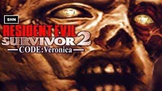 Resident Evil: Survivor 2 Code Veronica HD 1080p Walkthrough Longplay Gameplay No Commentary
