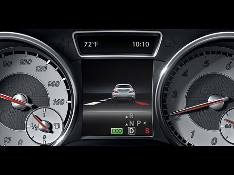 Mercedes benz distronic plus 2014 cla youtube for Mercedes benz distronic plus
