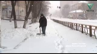 В Пермь вернулась зима | Бисер