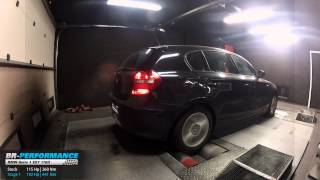 Reprogrammation Moteur BMW Serie 1 116D 115hp @ 192hp par BR-Performance