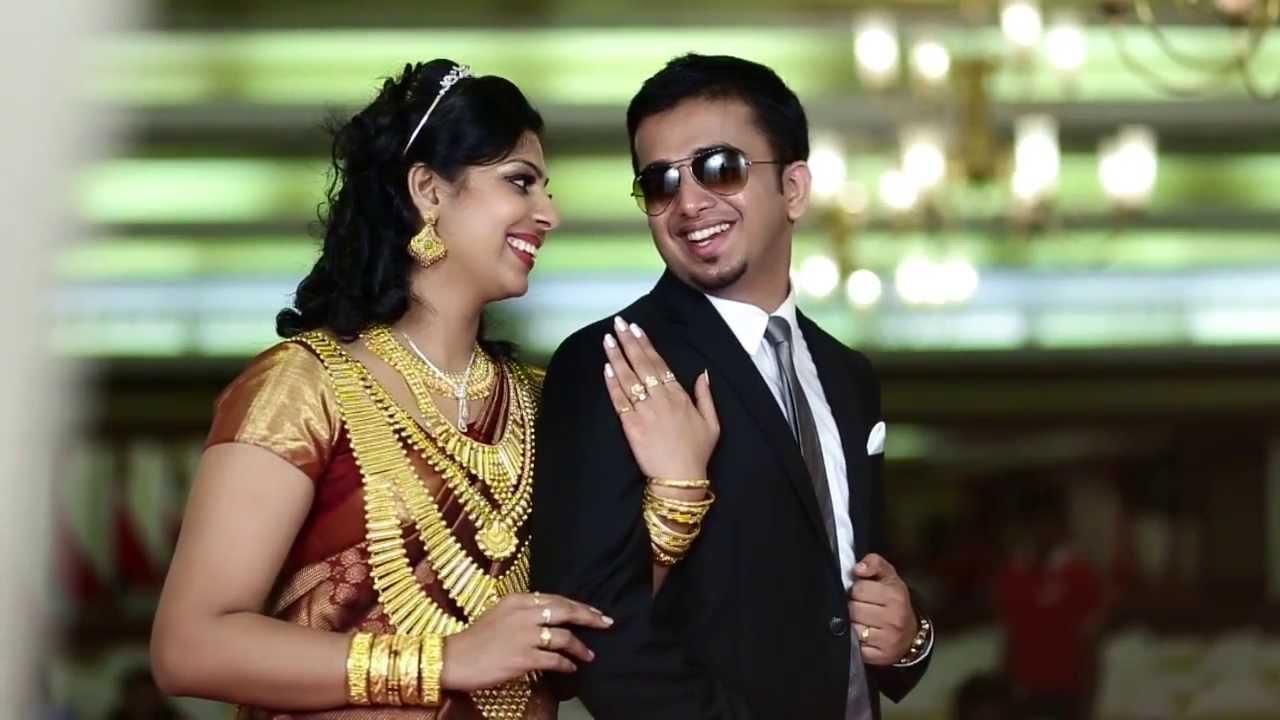 Kerala Christian Wedding Highlightsjomin And Girty Youtube