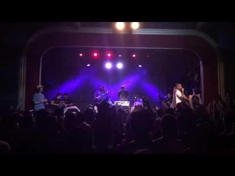 Azizi Gibson - Dj Khaled 6/2/16 live in Portland Oregon @ Hawthorne Theater