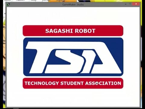 Sagashi Robot - TSA Video Game Design