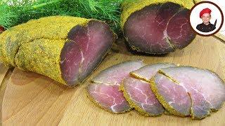 Вяленое мясо в домашних условиях Георгий Апухтин
