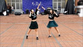 Dancer:「blue-伊醬」&「white-兔子」 ○Song: drop pop candy ○Music...