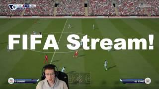 FIFA 15 STREAM!