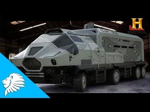Increíbles transportes militares de última generación // Top Documentales