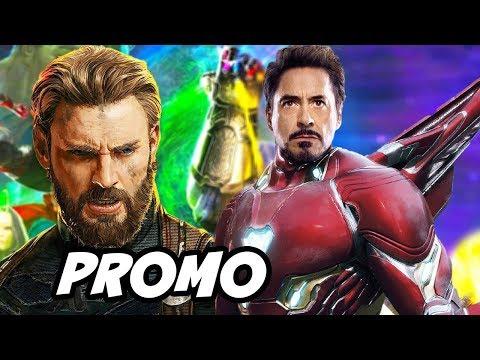 Avengers Infinity War Secret Avengers Explained by Captain America and New Trailer Details