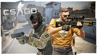 CS:GO - THE DONG RETURNED (Full Competitive Gameplay)