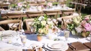 SUNSTONE VILLA WEDDING by Merryl Brown Events
