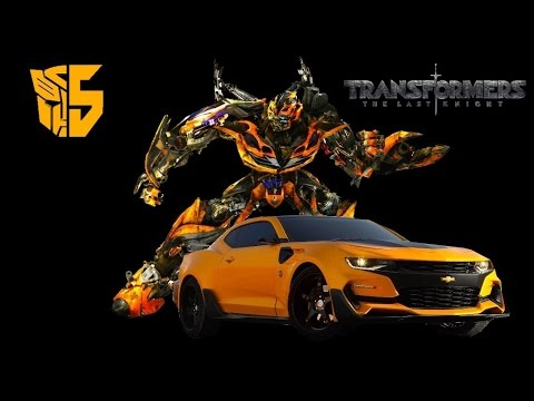 transformers 5 the last knight bumblebee alt mode revealed 2016 chevrolet camaro youtube. Black Bedroom Furniture Sets. Home Design Ideas