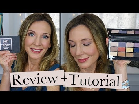 Laura Geller Downtown Cool Palette Review Tutorial Youtube