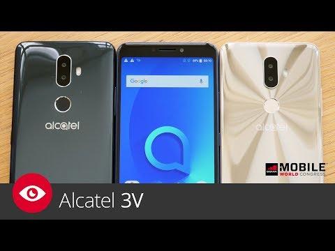 Alcatel 3V (MWC 2018)