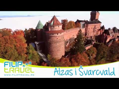 ALZAS I ŠVARCVALD »» Najtraženije putovanje!