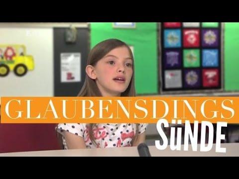 Kinder erklären Sünde | Glaubensdings | Gott sei Dank