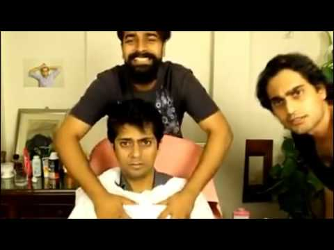 Mix Maza Funny barber Video