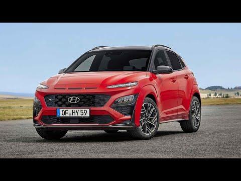 Nuova Hyundai Kona 2021