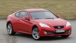 Hyundai Genesis Coupé - Erste Testfahrt