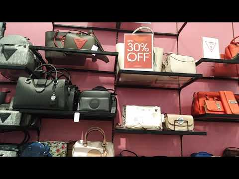 GUESS Bags On Sale || Love4Fam