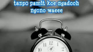 "Korban janji ""versi cowok"" ( story' wa )"