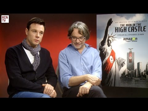Rupert Evans Interview The Man In The High Castle