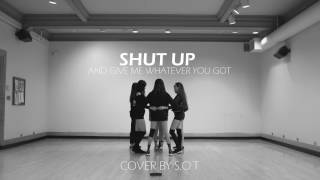 [S.O.T] Shut Up (and give me whatever you got) - Amelia Lily | 02 Dance practice | Dreamcatcher