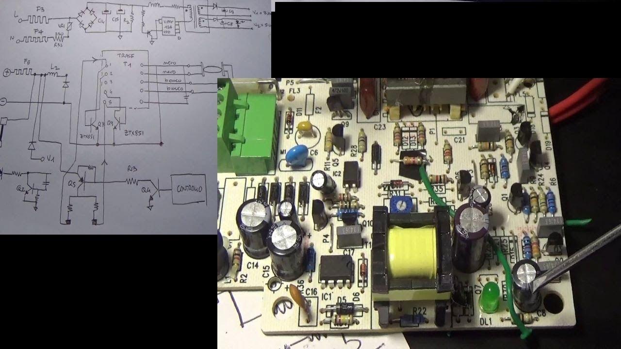 Schema Elettrico Neon A Led : Installare un neon in fai da te