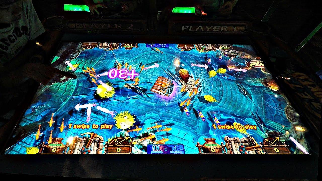 Arcade Harpoon Lagoon Gaming Team Challenge: 2 Qualifying ...