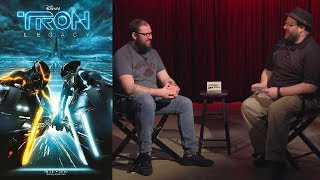 Tron: Legacy - لم تخبر A. I. إلى خلق عالم مثالي.'