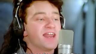 Band Aid - Do They Know It's Christmas (Subtitulado Al Español)