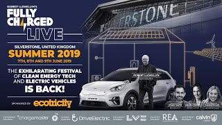 Fully Charged Live 2019: Test drives, 100's of exhibitors, Music, Food & Fun!