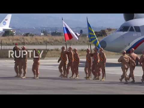 Syria: Russian aircraft unit prepares to depart Syria as scale-back continues