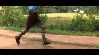 Forrest Gump:  Forrest aprende a correr (Mejores Escenas)
