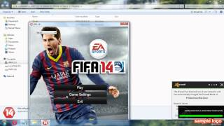 How to play FIFA14 without any lag
